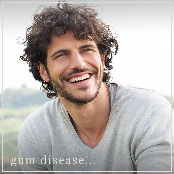 gum disease...