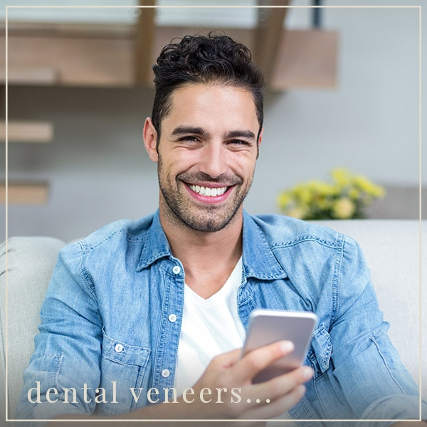 dental veneers...