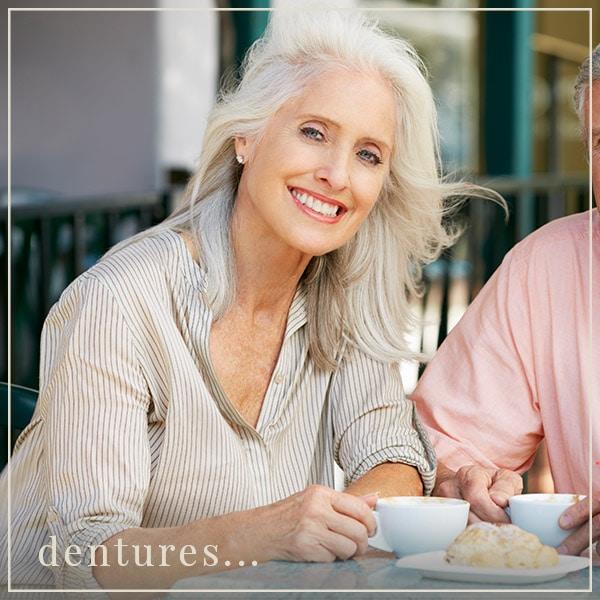 dentures...