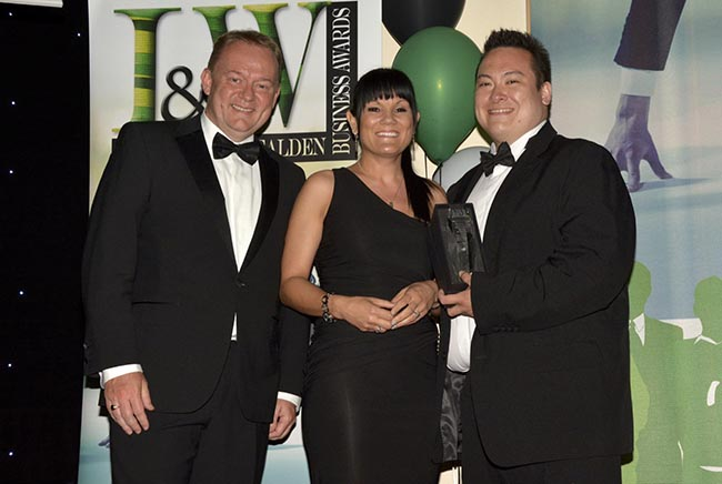 award winning dentist hailsham