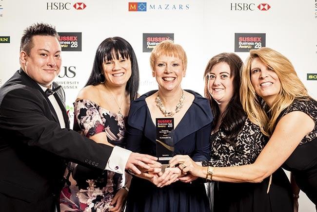 dental awards in hailsham