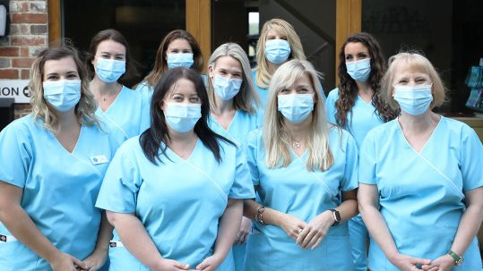 covid 19 dentist hailsham open
