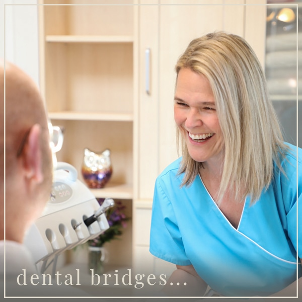 dental bridges...