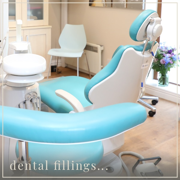 dental fillings...