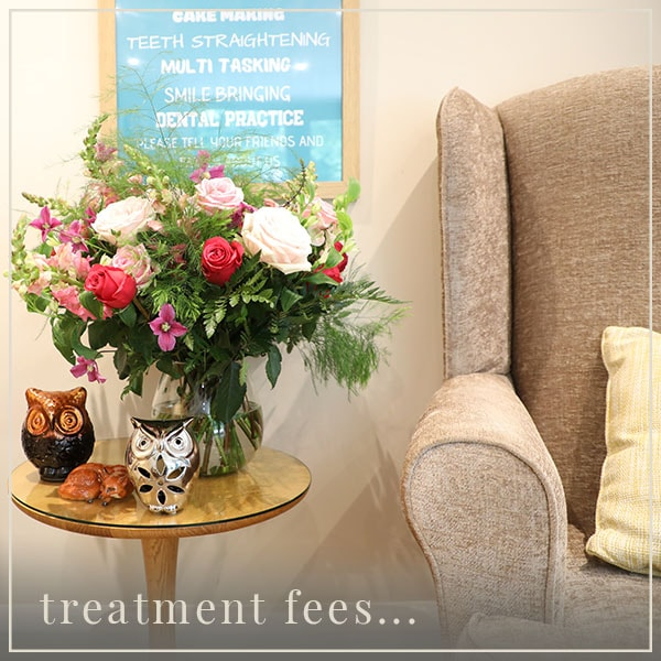 treatment fees...