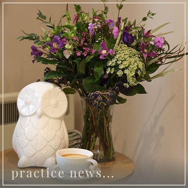 practice news...